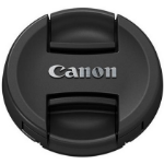 Canon 0576C001 lens cap Black Digital camera 4.9 cm