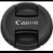Canon 0576C001 Digital camera 49mm Black lens cap