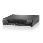 Aten KN4164V KVM switch Metallic
