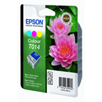 Epson C13T01440110 (T014) Ink cartridge color, 150 pages, 25ml