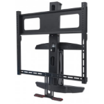 "Manhattan TV & Monitor Mount, Wall, Full Motion and Rotate, Silver, Screen Sizes: 37""-65"", VESA 200x200 to 600x400mm, Max 35kg, LFD, Height Adjustable, Aluminium, Lifetime Warranty"