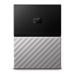 Western Digital My Passport Ultra 1000GB Black,Grey external hard drive