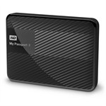 Western Digital My Passport X external hard drive 3000 GB Black