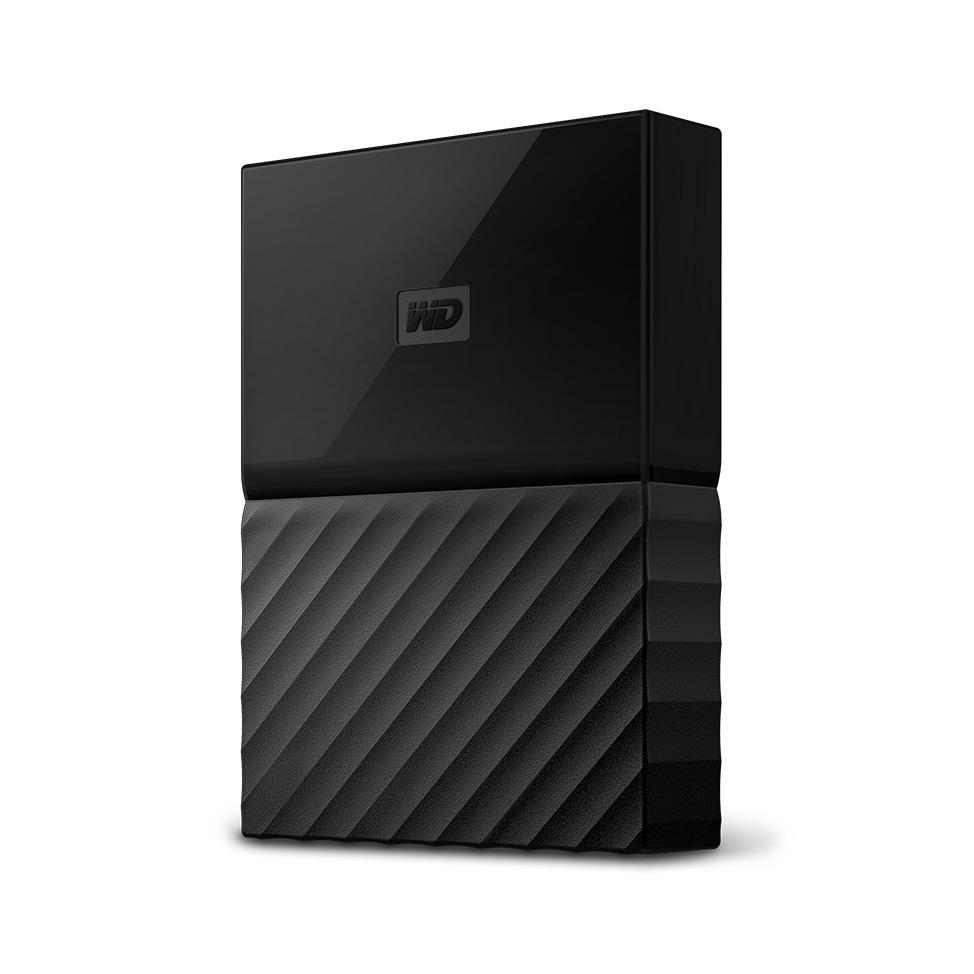 Western Digital MY PASSPORT GAME disco duro externo 2000 GB Negro