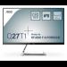 "AOC Style-line Q27T1 pantalla para PC 68,6 cm (27"") 2560 x 1440 Pixeles Quad HD LED Plana Plata"