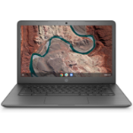 "HP Chromebook 14-db0003na Grey 35.6 cm (14"") 1366 x 768 pixels 7th Generation AMD A4-Series APUs A4-9120 4 GB DDR4-SDRAM 32 GB eMMC"