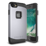 "TheSnugg B01KA2KJFI 4.7"" Cover Black,Grey mobile phone case"