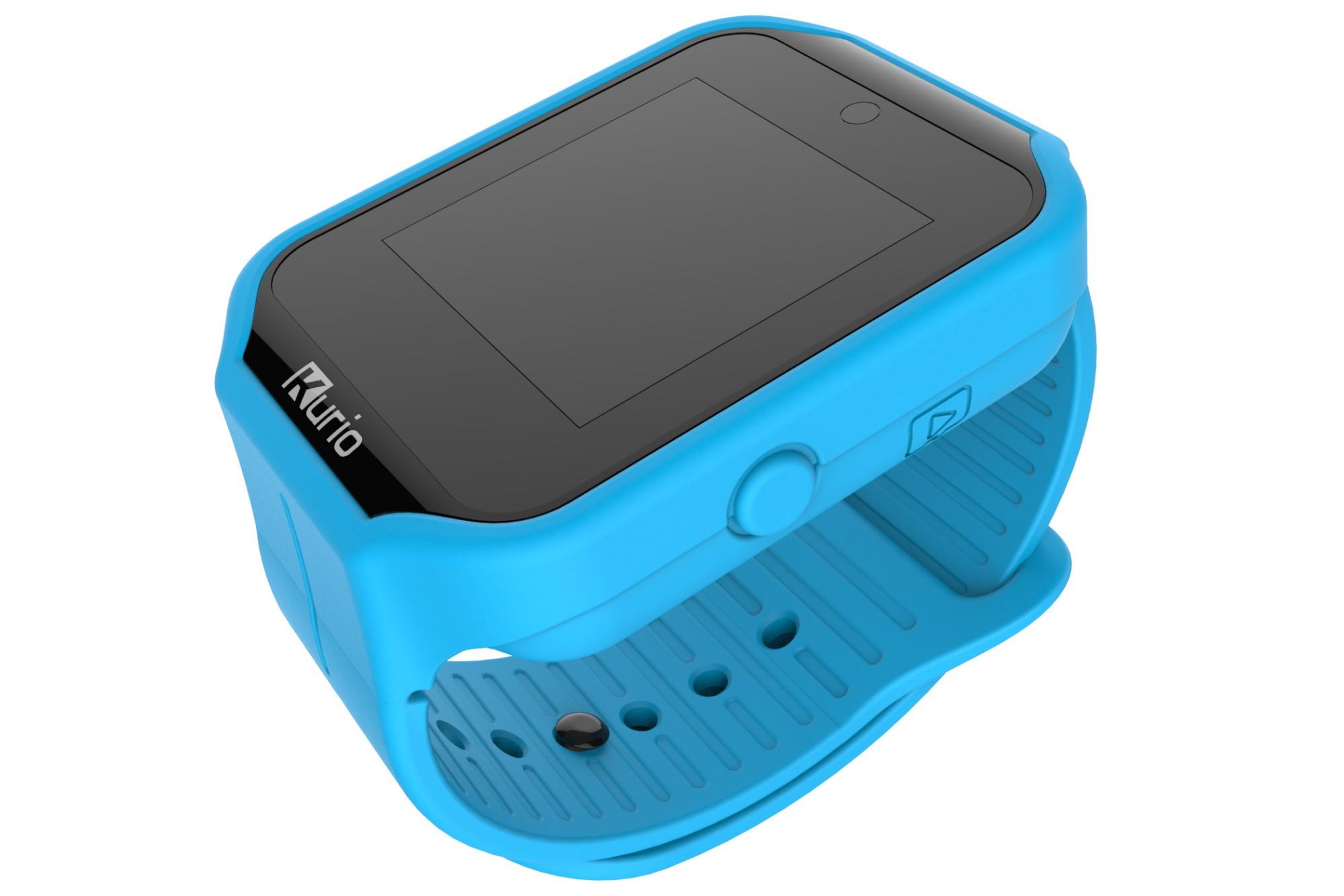 KURIO Smart Watch V 2.0 Blue