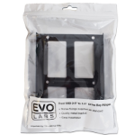 "MAIWO Evo Labs Dual Metal SSD 2.5"" to 3.5"" Drive Bay Adapter"