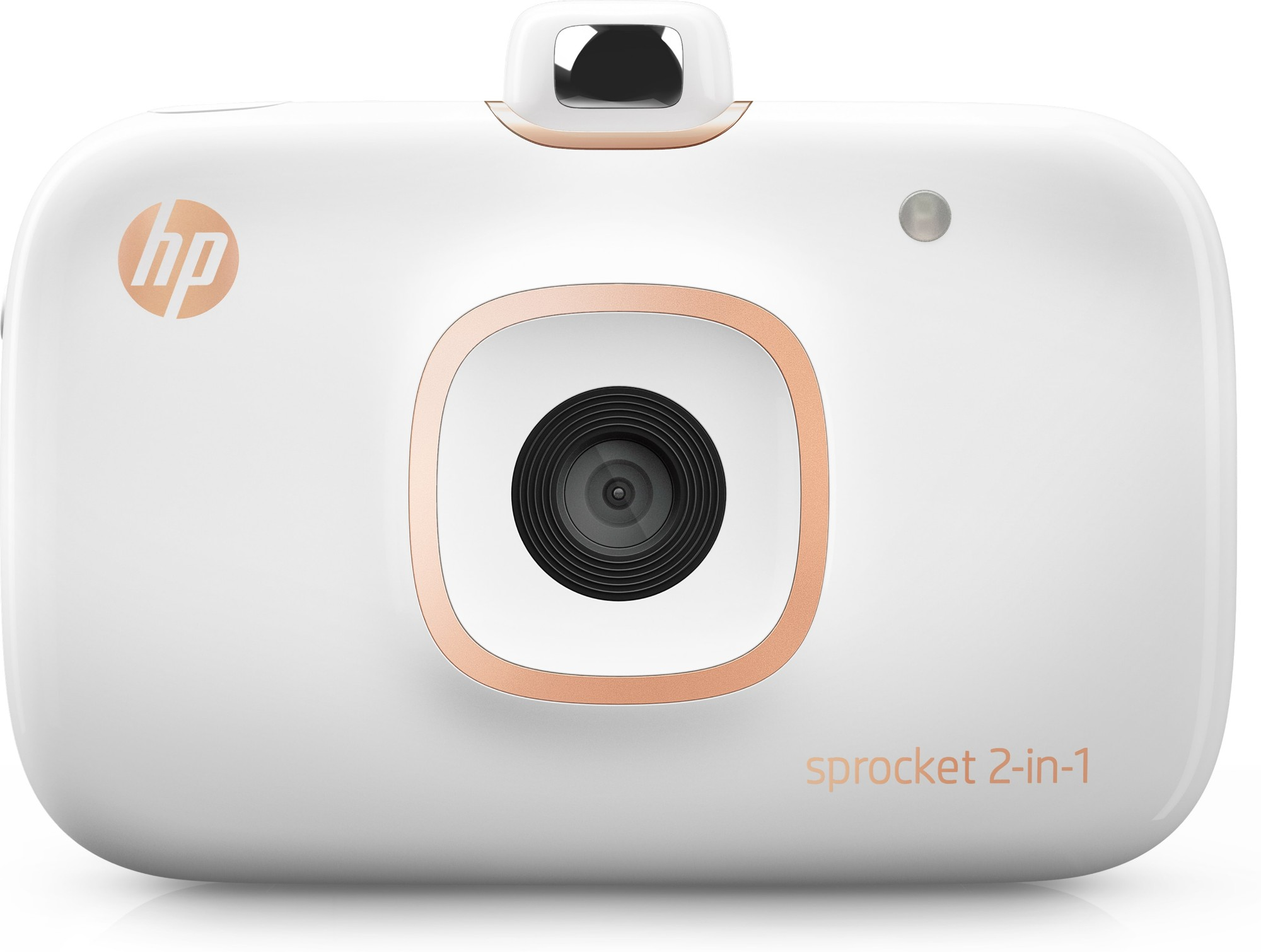 "HP Sprocket 2-in-1 photo printer ZINK (Zero ink) 313 x 400 DPI 2"" x 3"" (5x7.6 cm)"
