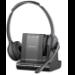 Plantronics Savi W720 Binaural Head-band Black headset