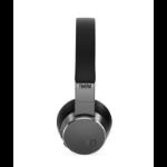 Lenovo ThinkPad X1 Kopfhörer Kopfband Schwarz, Grau, Silber