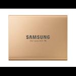 Samsung MU-PA500G/EU external solid state drive 500 GB Gold