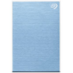 Seagate One Touch externe harde schijf 5000 GB Blauw