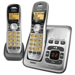 Generic Uniden 2 Handset Cordless Telephone with Answering Machine