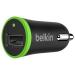 Belkin F8J054BTBLK cargador de dispositivo móvil Auto Negro