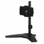 "Amer AMR1S32 32"" Black flat panel desk mount"