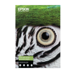 Epson Fine Art Cotton Smooth Bright A2 25 Sheets