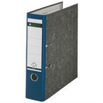 Leitz 180° Standard Lever Arch File Blue