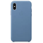 "Apple MVFP2ZM/A?ES funda para teléfono móvil 14,7 cm (5.8"") Azul"