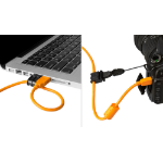 Tether Tools JerkStopper Cable holder Desk/Wall Black 1 pc(s)