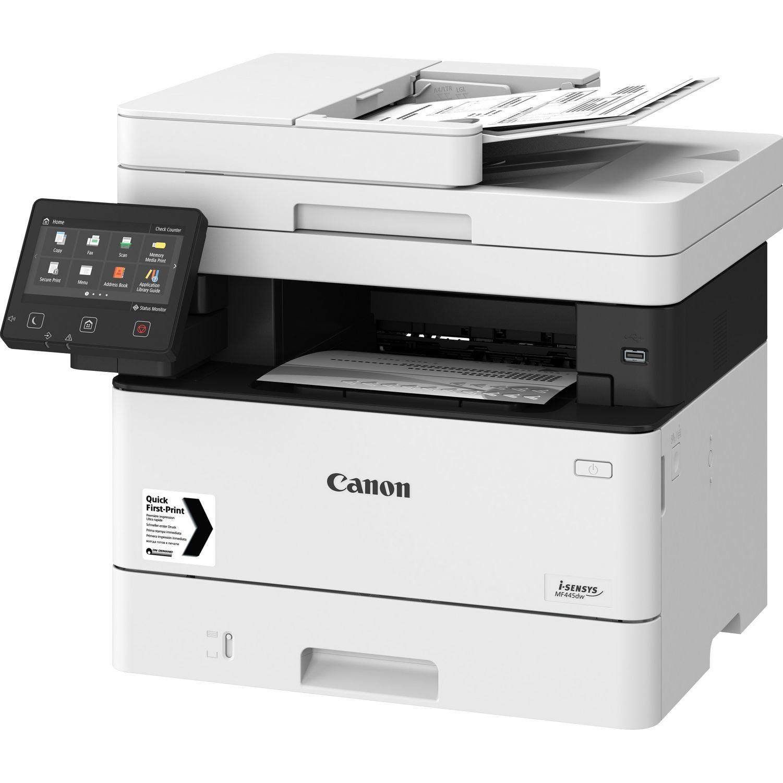 Canon i-SENSYS MF445dw Laser 1200 x 1200 DPI 38 ppm A4 Wifi