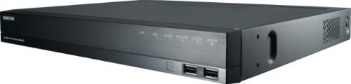 Hanwha SRN-873SP 1U Black network video recorder