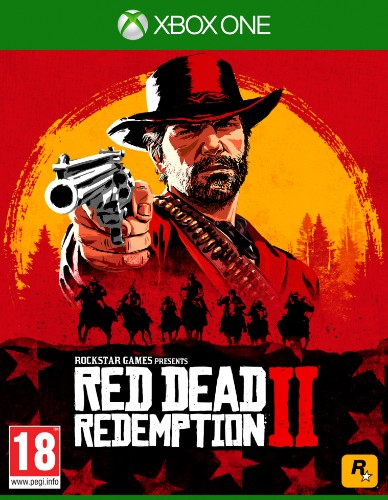 Microsoft Red Dead Redemption 2 Basic English Xbox One
