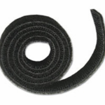 C2G 25ft Hook / Loop Cable Wrap cable tie Nylon Black