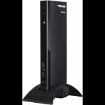 Toshiba Dynadock 4K USB 3.0 (3.1 Gen 1) Type-A Black
