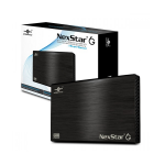 "VANTEC NexStar 6G 2.5"" SATA III To USB 3.0 External Hard Drive Enclosure"