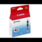Canon 6385B001 (CLI-42 C) Ink cartridge cyan, 13ml
