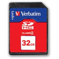 Verbatim SDHC Class 4 32GB