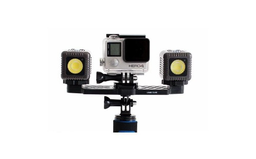 Lume Cube Kit for GoPro Gunmetal Grey