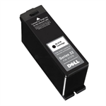 DELL 592-11327 (X737N) Ink cartridge black, 360 pages