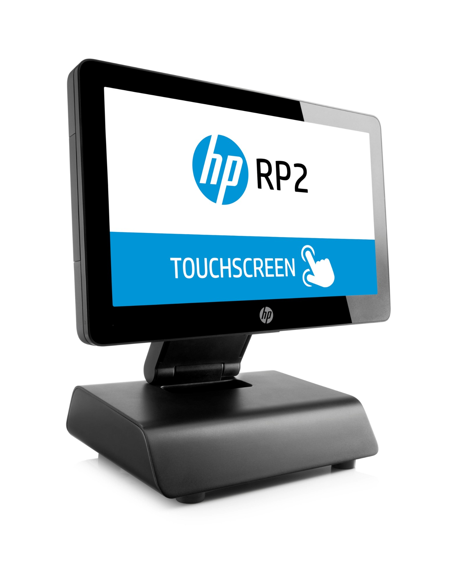 Hp Rp2 Retail System Model 2030 0 In Distributor