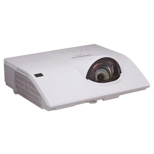 Hitachi CP-CW251WN data projector 2600 ANSI lumens 3LCD WXGA (1280x800) Desktop projector White