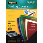 Fellowes Delta A4 Paper Black 100 pc(s)