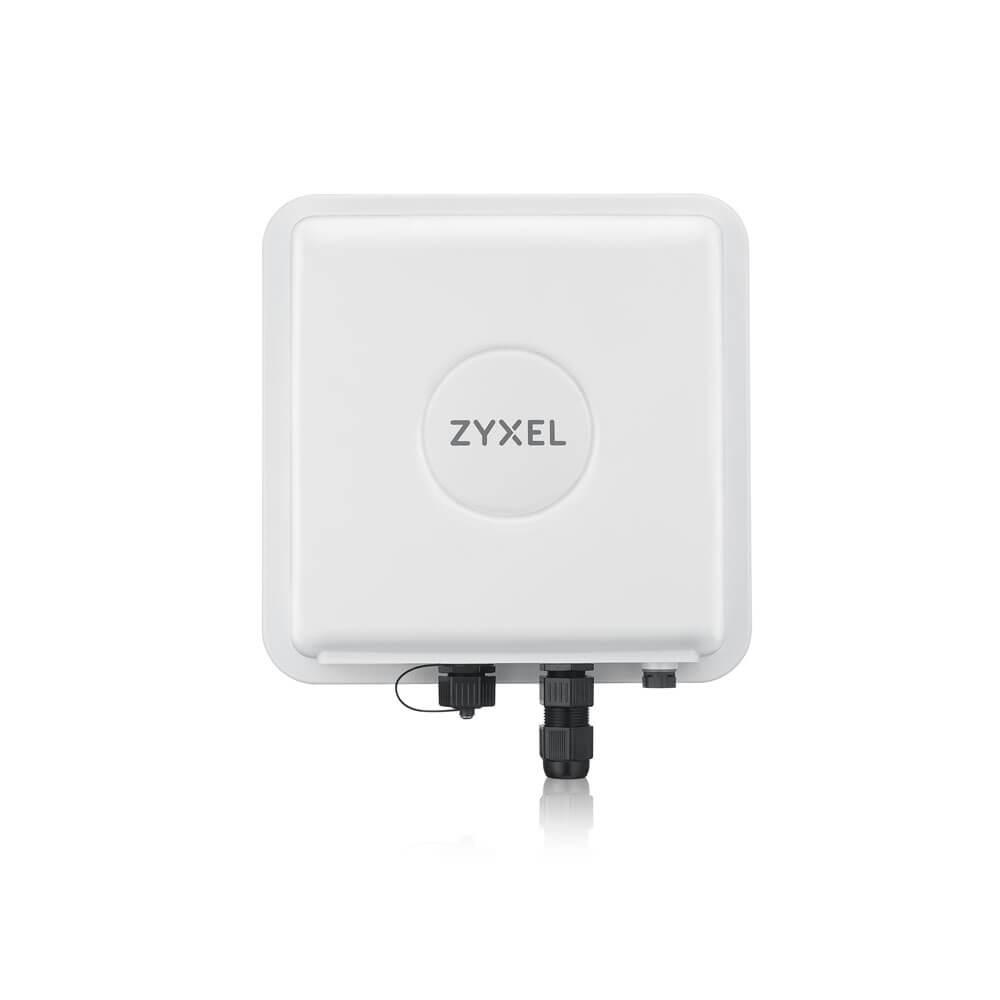 Zyxel WAC6552D-S punto de acceso WLAN Energía sobre Ethernet (PoE) Blanco
