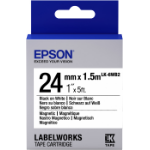 Epson LK-6WB2 labelprinter-tape