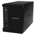 Netgear RN212 Ethernet Escritorio Negro NAS