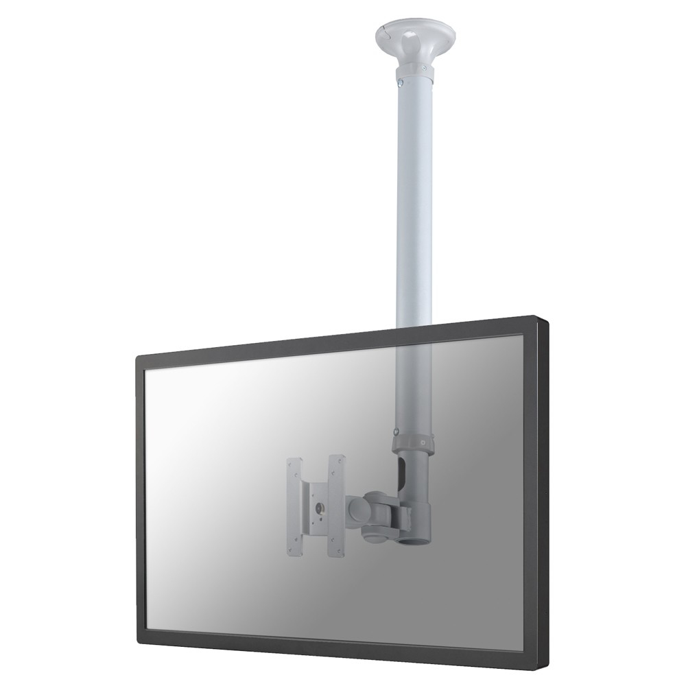 Newstar FPMA-C100SILVER flat panel ceiling mount (fits 10-26'')