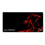 ASUS Cerberus Mat XXL Black,Red Gaming mouse pad