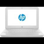 """Mini Laptop HP Stream 11-Y012NR Cel N3060 4GB 32GB 11.6"""" Win10 REACONDICIONADO dir"""