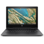 "HP Chromebook x360 G3 EE LPDDR4-SDRAM 11.6"" 1366 x 768 pixels Touchscreen Intel® Celeron® 8 GB 32 GB eMMC Wi-Fi 5 (802.11ac) Chrome OS Gray"