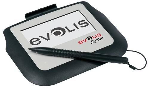 Evolis SIG100 10.2 cm (4
