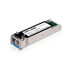 TP-LINK 1000base-BX Single-mode SFP Module netwerk media converter 1280 Mbit/s 1310 nm