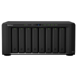 Synology DS1817 NAS Desktop Ethernet LAN Black storage server