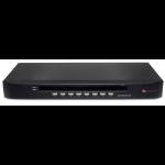Vertiv SwitchView 1000 8-port KVM Switch Black KVM switch