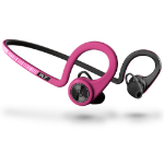 Plantronics BackBeat FIT Black,Fucsia Intraaural Neck-band headphone